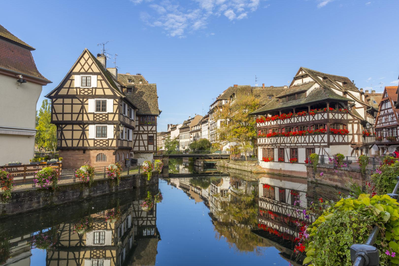 Un projet imaginé sur base du dispositif à Strasbourg